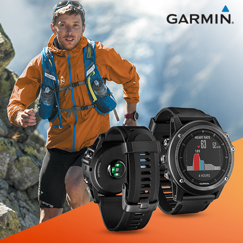 Multisport and Navigation Watches