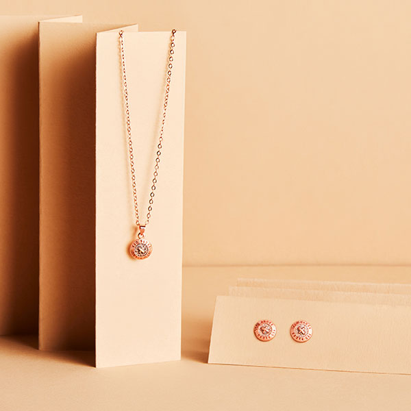 Ted Baker Jewellery Buttons Collection