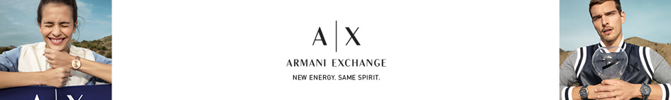 Armani Exchange Banner Logo