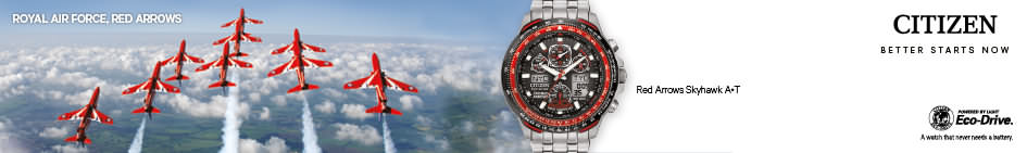 Citizen Red Arrows Watches