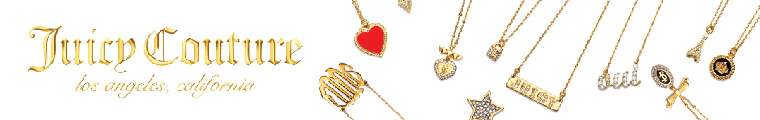 Juicy Couture Jewellery