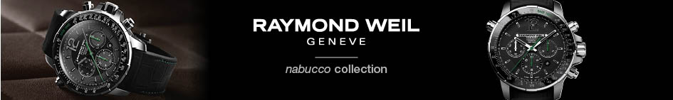 Raymond Weil Nabucco Watches