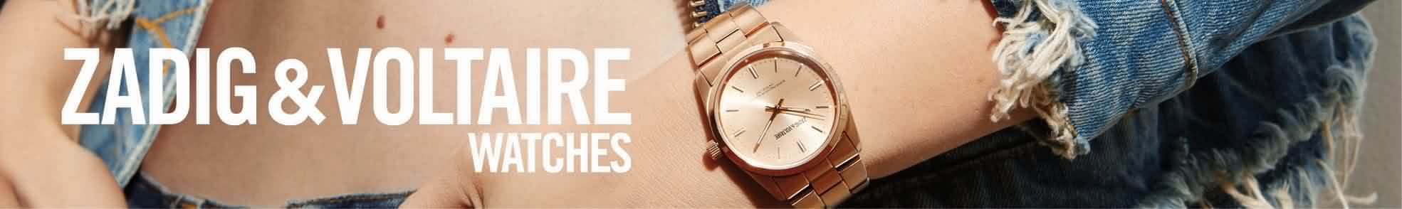 Zadig And Voltaire Watches