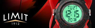 Limit Racing Watches