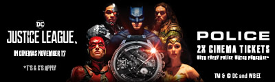 Justice League Watches
