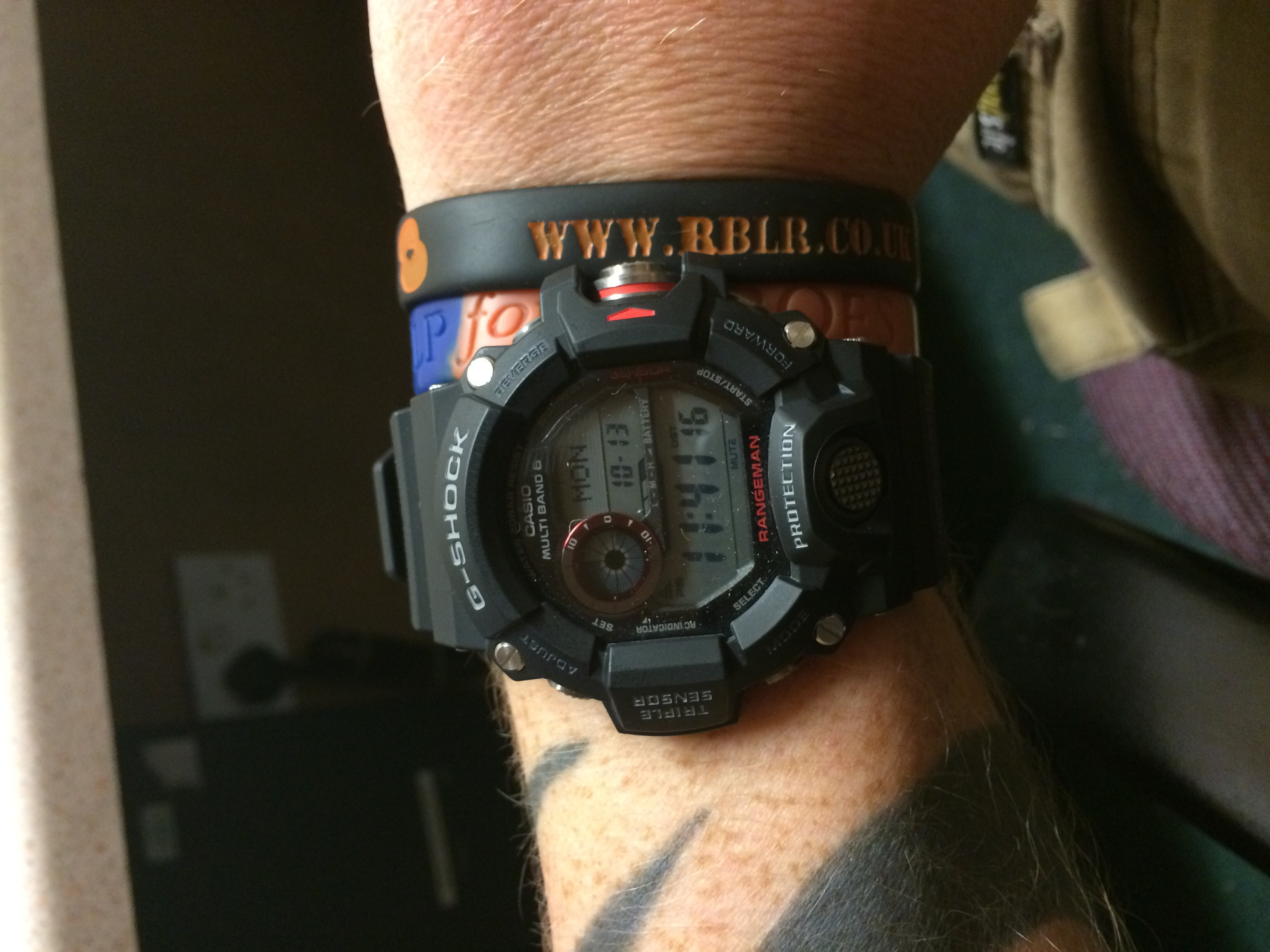 this is my 3rd g shock and is the most advanced so far. had it on for a  week now and so far so good. its put up with 25 degree plus ... 5c1bf641f