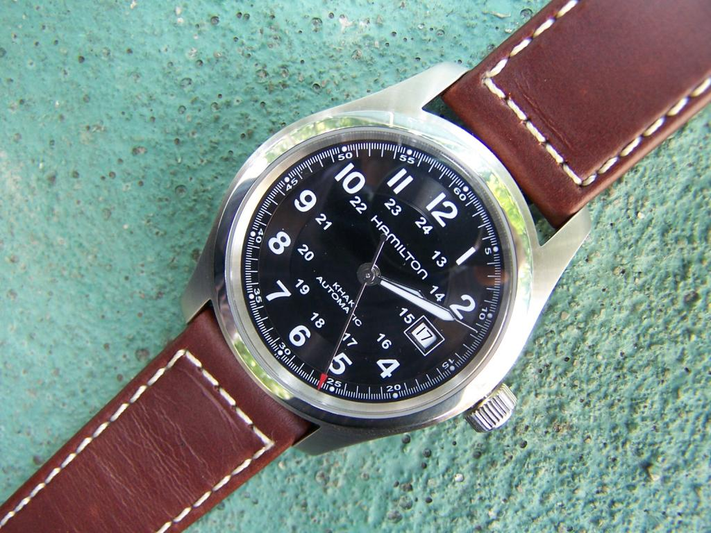 Having just taken delivery of a Hamilton Khaki Field 38 mm H70455533  automatic 799c29dc66