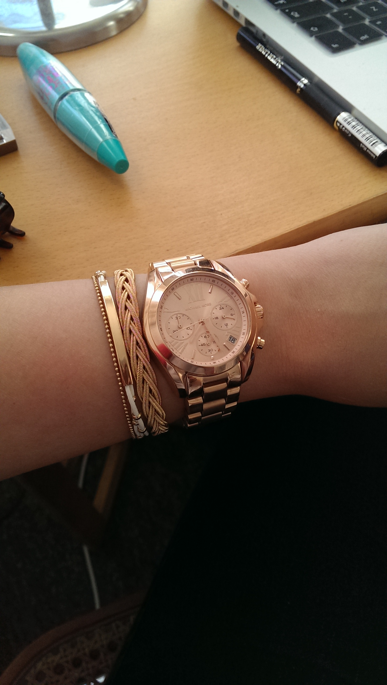 be9a2ecf765b I am so happy with this watch. It was worth every penny. I was worried  about going for the rose gold