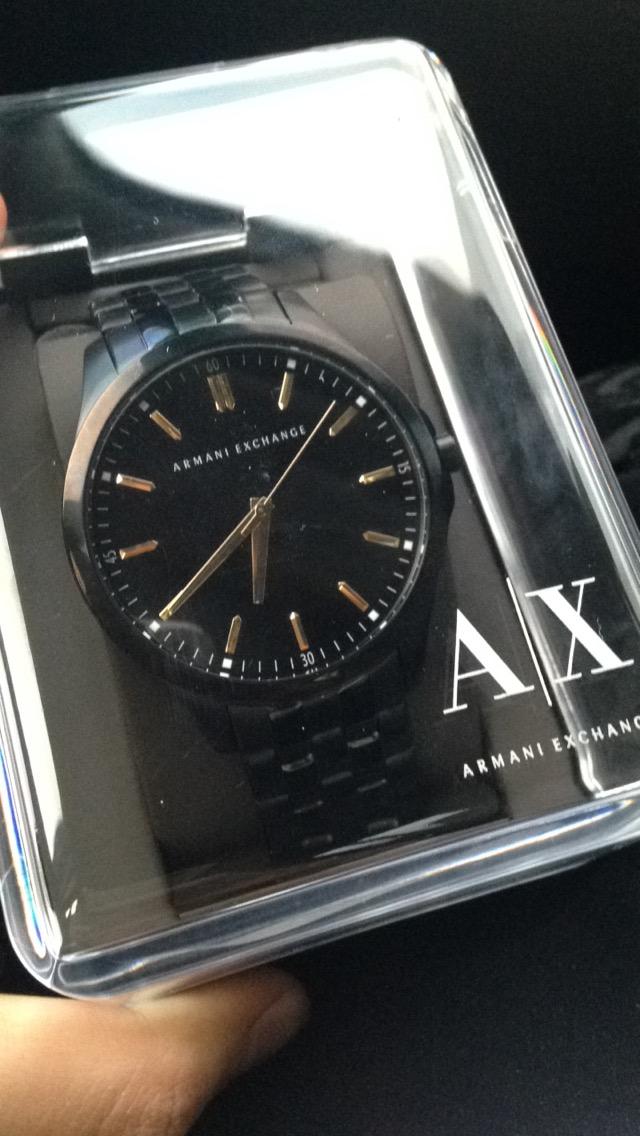 ee01fef8339c Gents Armani Exchange Watch (AX2144)