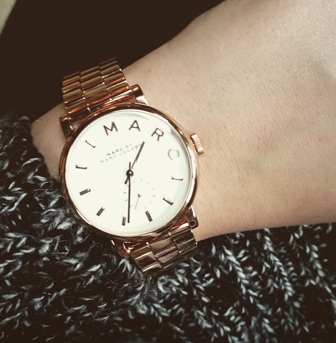Ladies Marc Jacobs Baker Watch Mbm3244 Watchshop Com