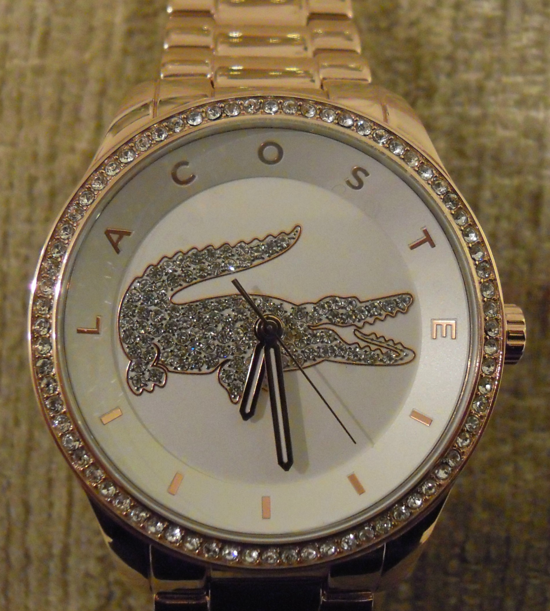 Wow! this has to be the nicest watch I have ever owned. It feels secure and  solid when on your wrist yet it looks classy and feminine it is quality  made and ... 90b79f664a4
