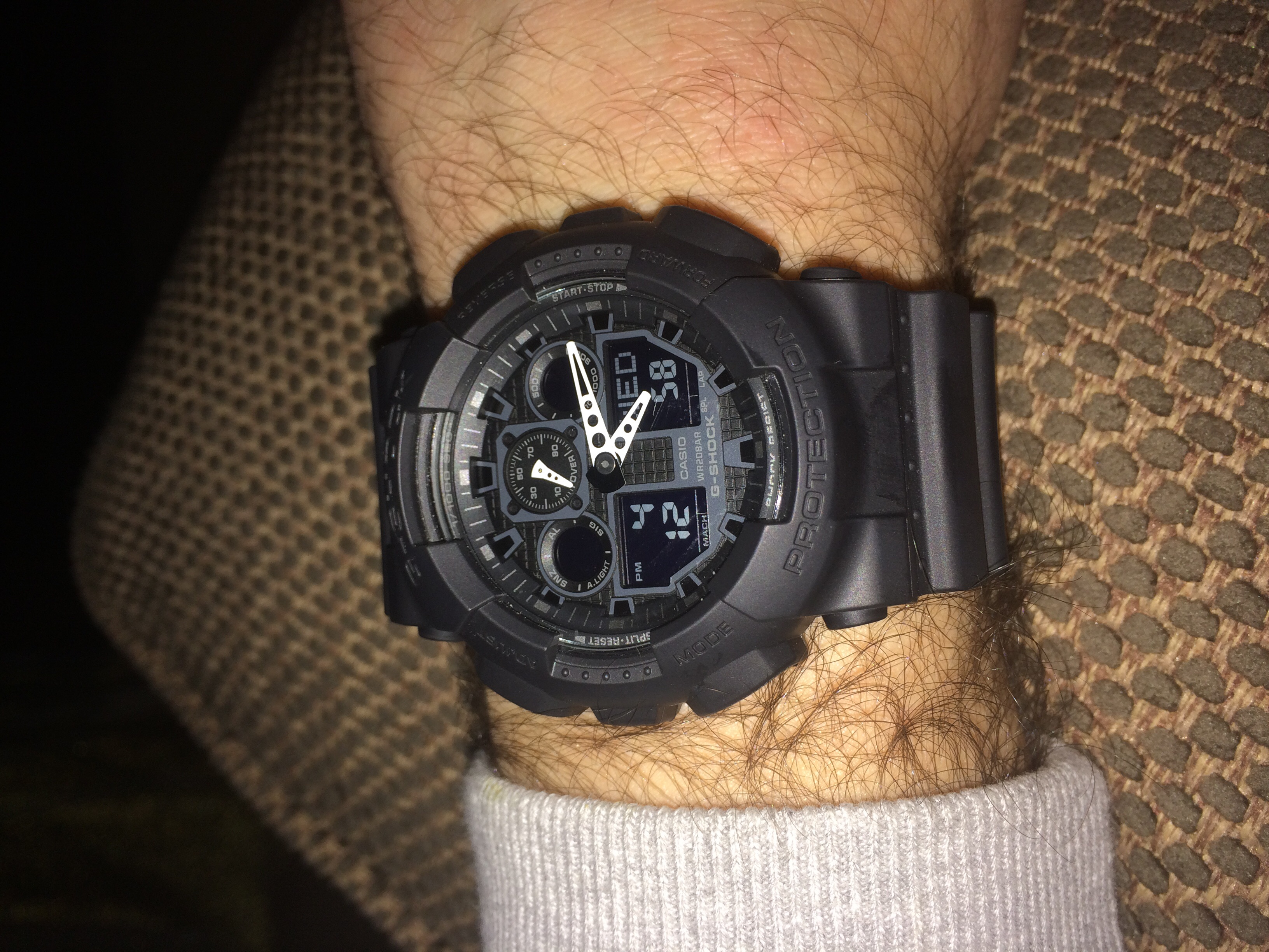 39ef64384bc Bought this watch for my bf for Christmas and he absolutely loved it