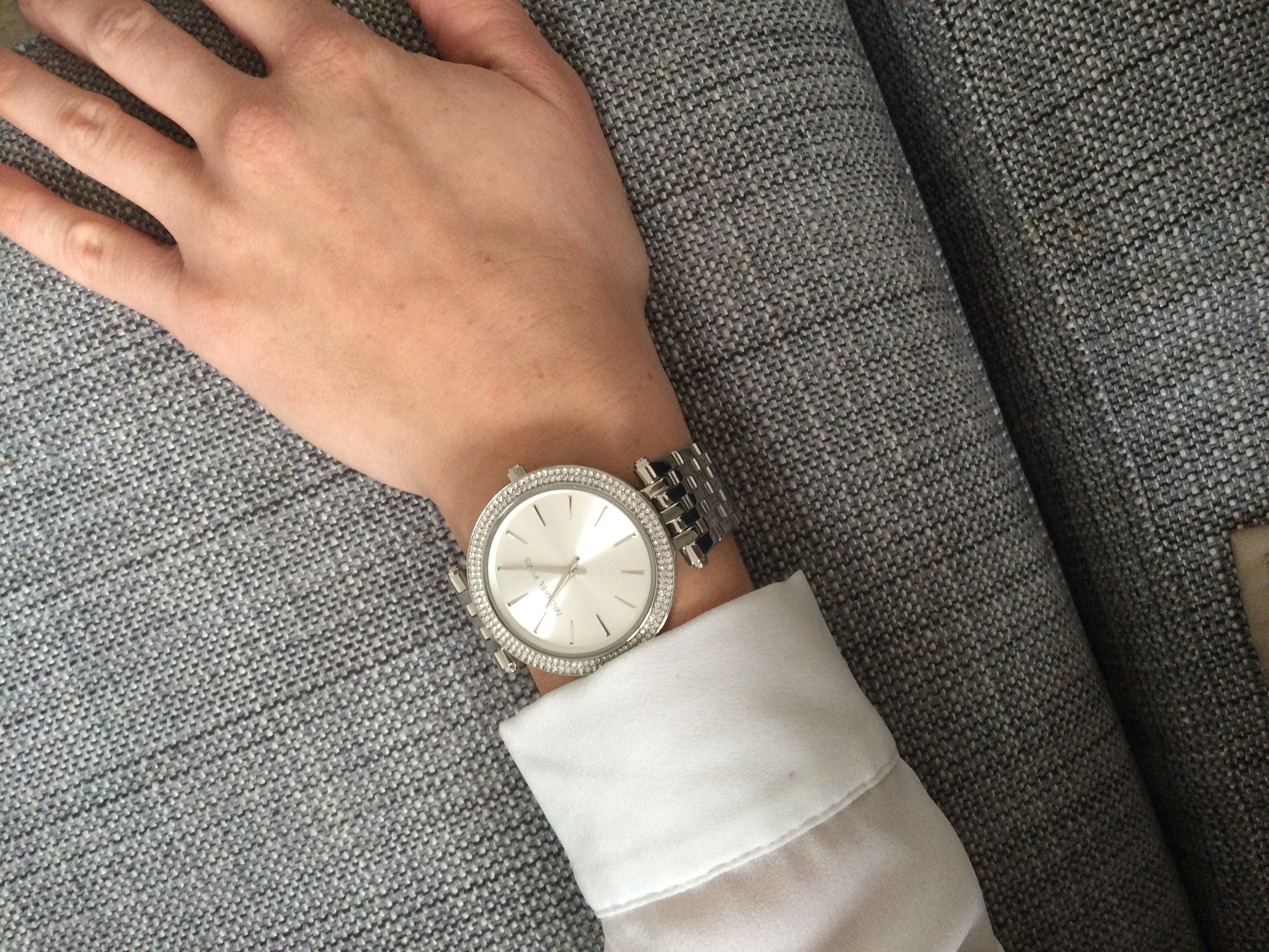 1264acc4fc Absolutely love my purchase! Such a beautiful and elegant watch. The dial  isnt too thick like some styles so it sits nice and close on the wrist.