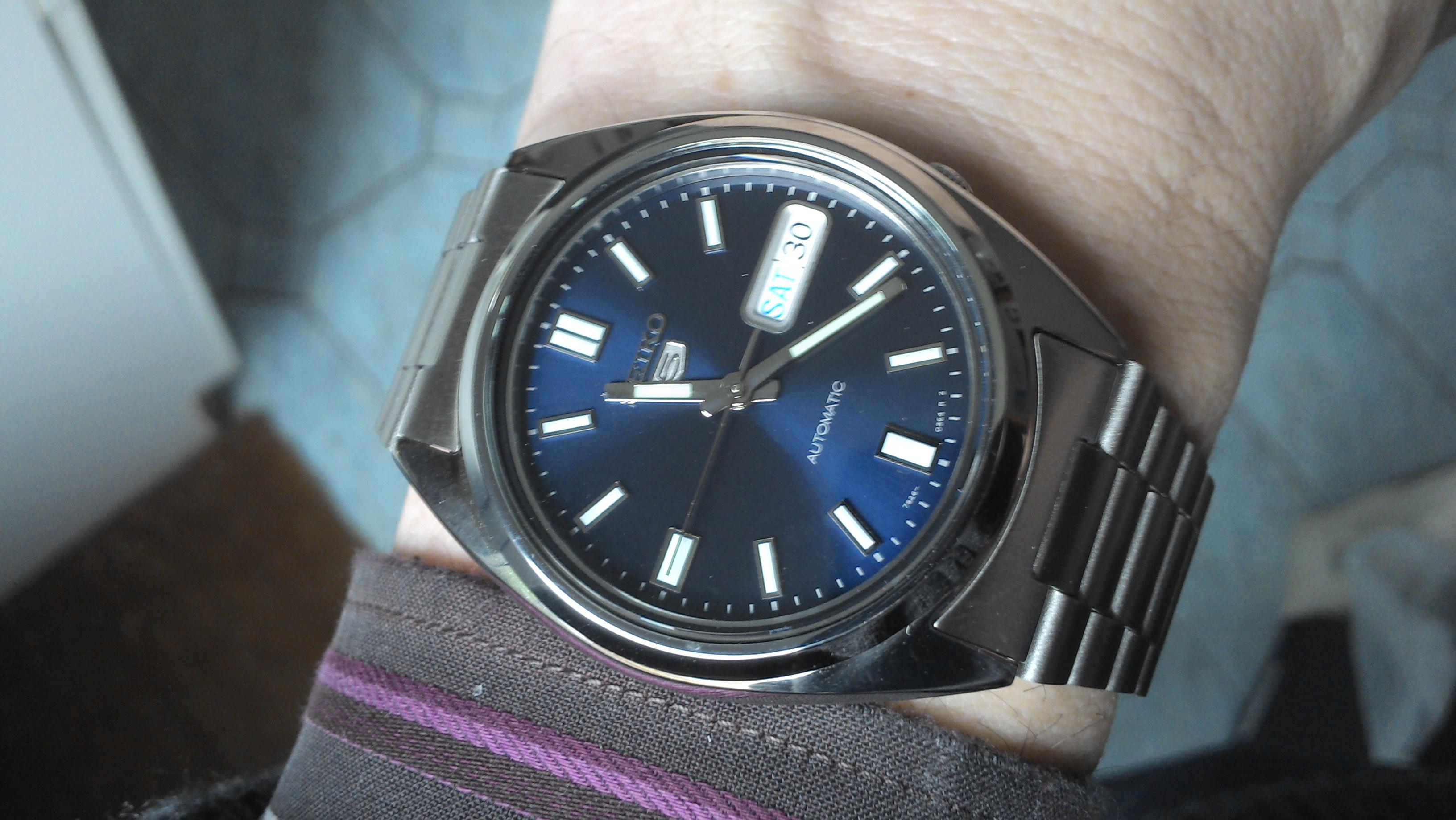 Seiko Shop™ Watch 5 Snxs77Fr Montre Homme 3ARSjcL54q
