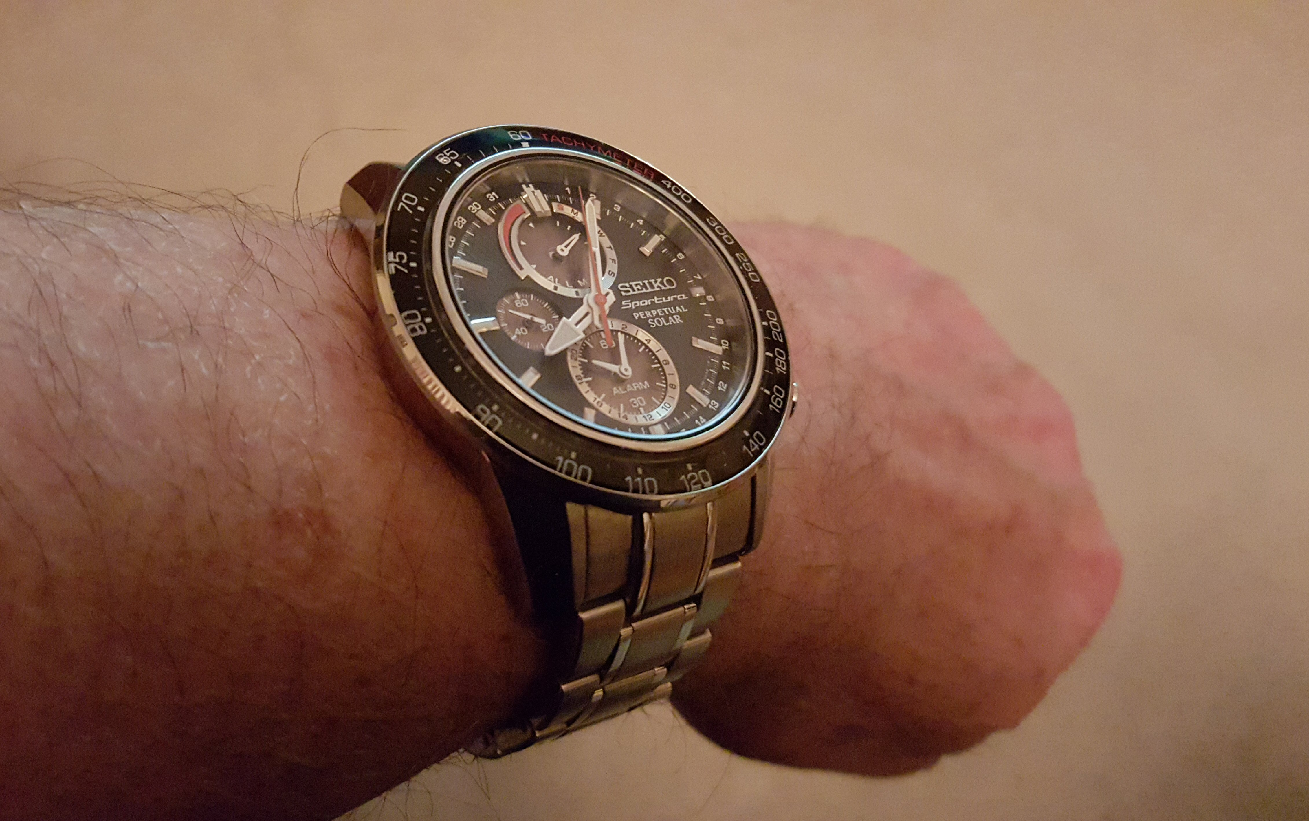 daf5ceff3 Seiko is a long established manufacturer of high quality timepieces, and as  I needed to replace an old chronograph, I had Seiko high on the list, ...