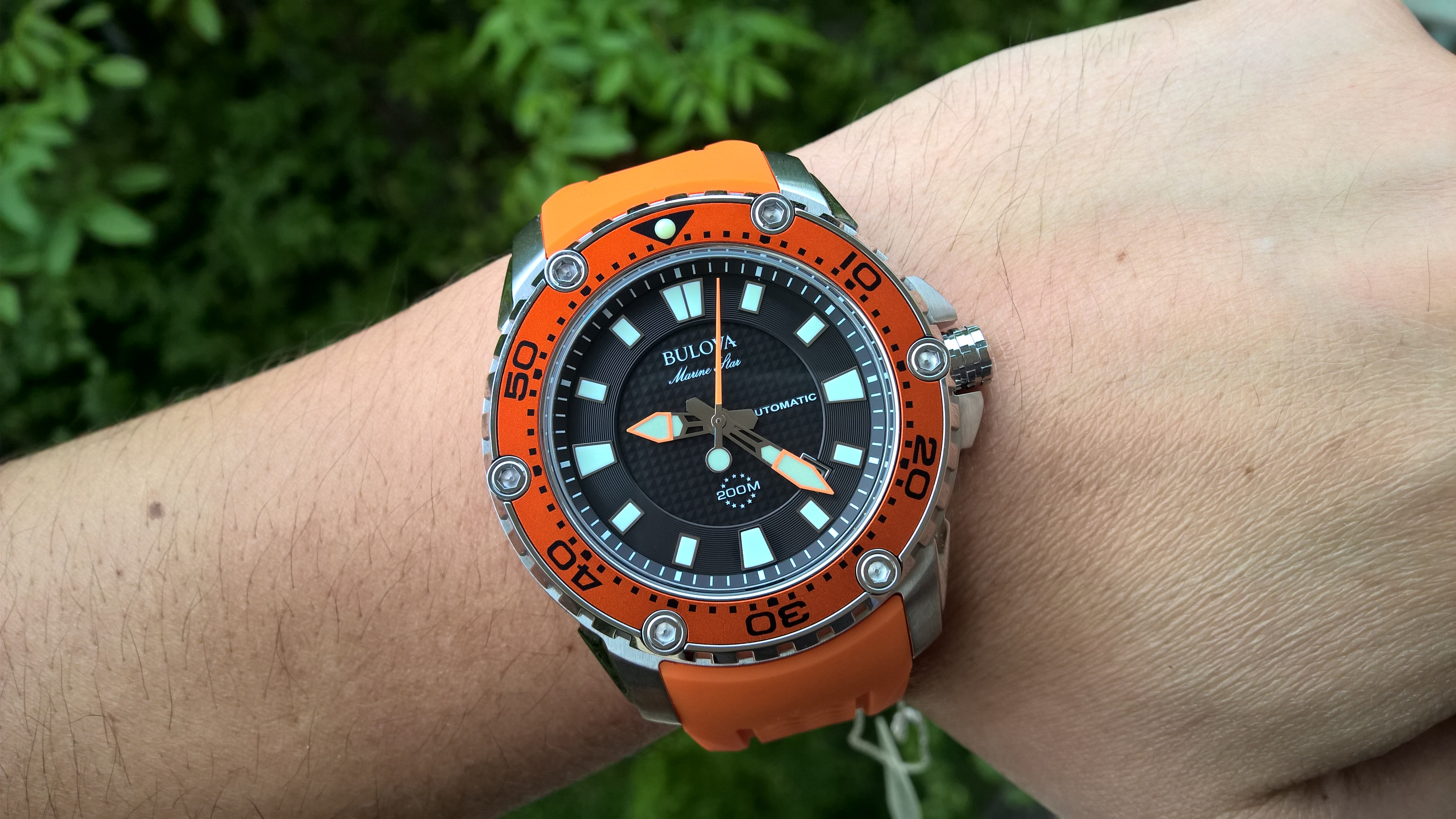 1d6fff9ddb41 I like orange watches! This color is somehow attached to horology - it is  kind of extravagant