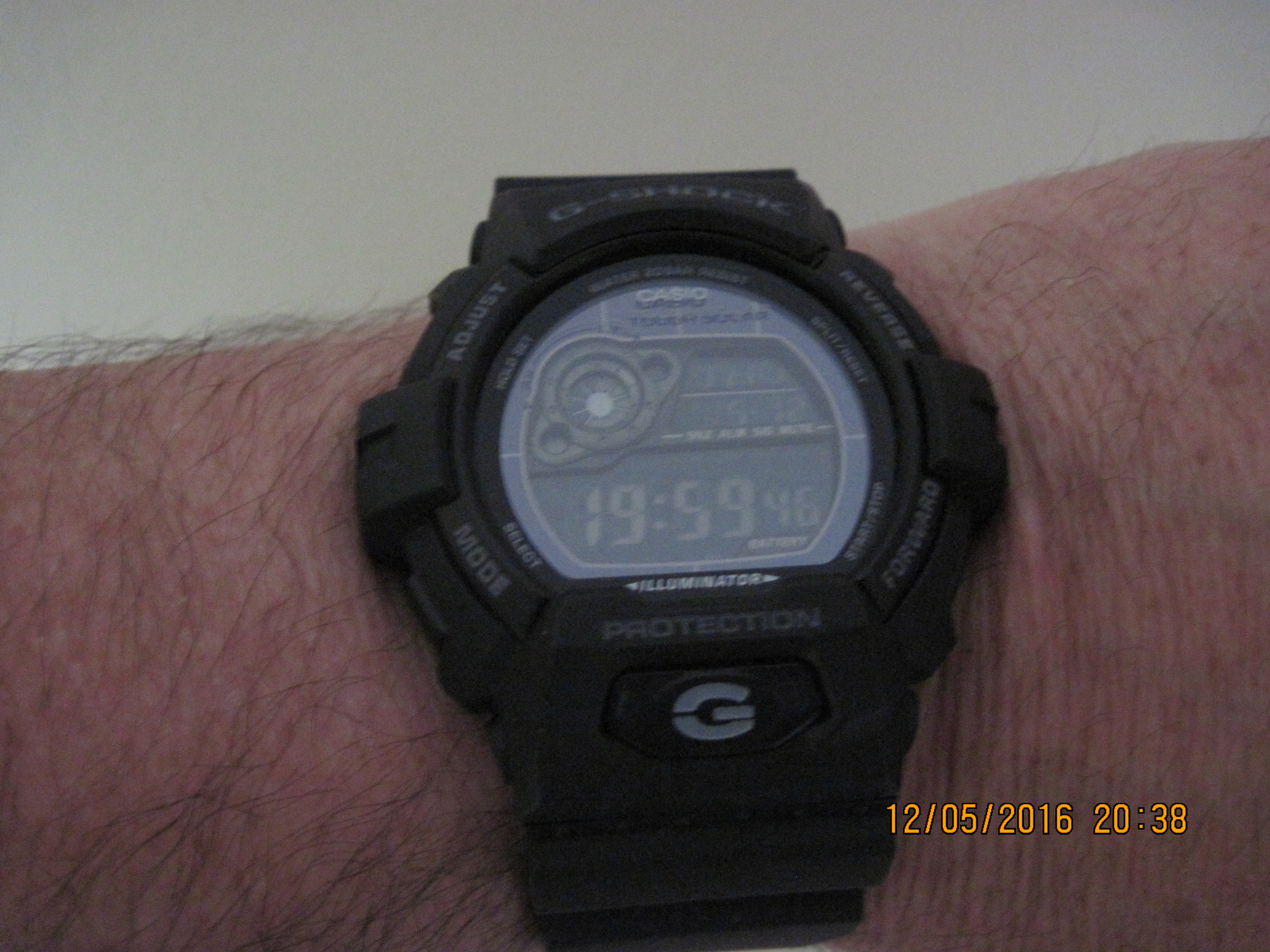 bf4672c18bd9 The Casio G-Shock Alarm Chronograph Watch GR-8900A-1ER is absolutely  superb. I have been after a replacement Casio G-Shock watch for some time  and when I ...
