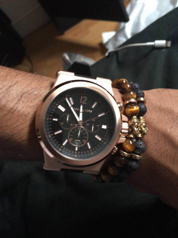 26676b6202c6 Gents Michael Kors Dylan Chronograph Watch (MK8184)