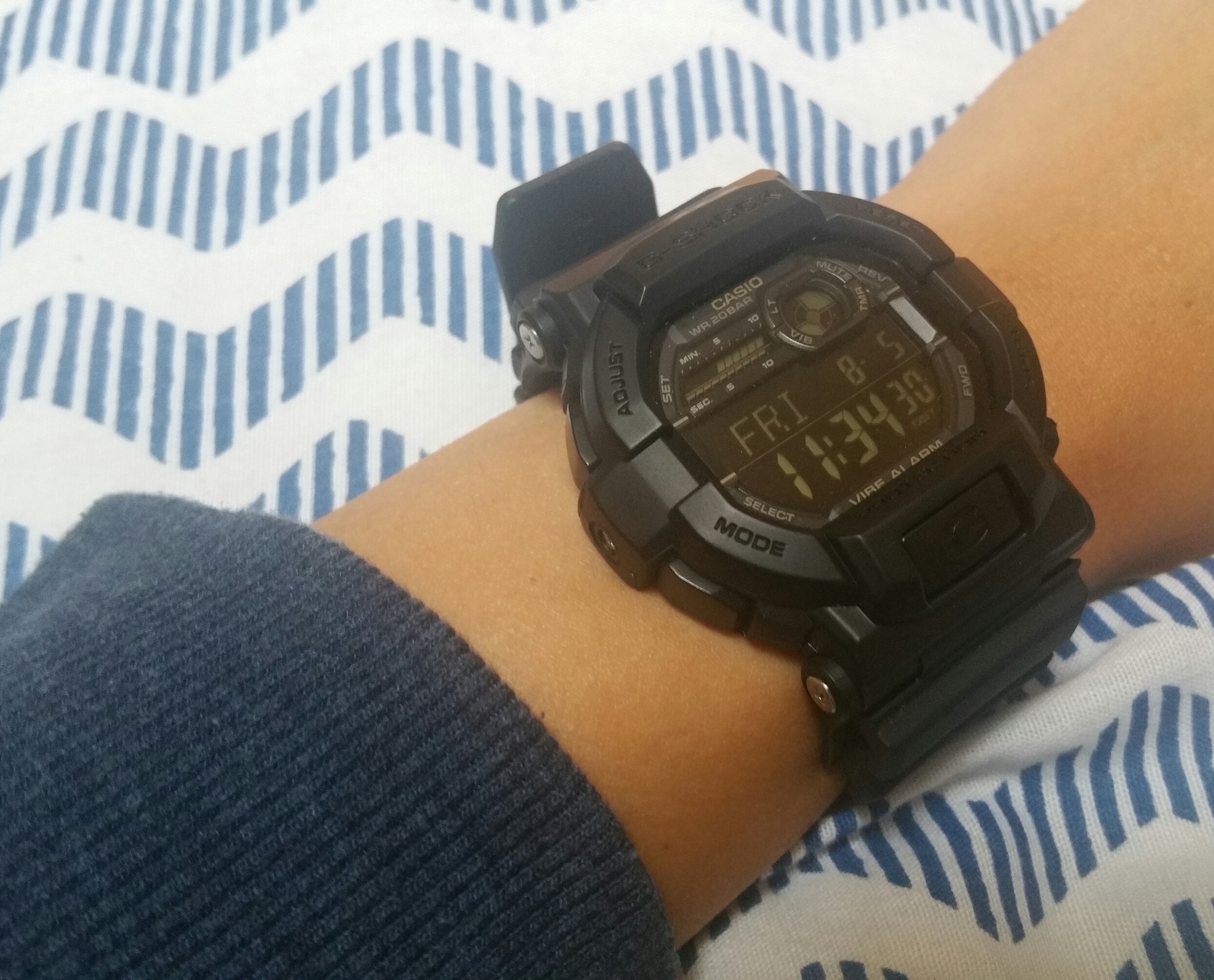 c24e23085 A great G Shock watch thats full of practical features. This watch is my  first G Shock watch and Im glad I chosen this one over others.