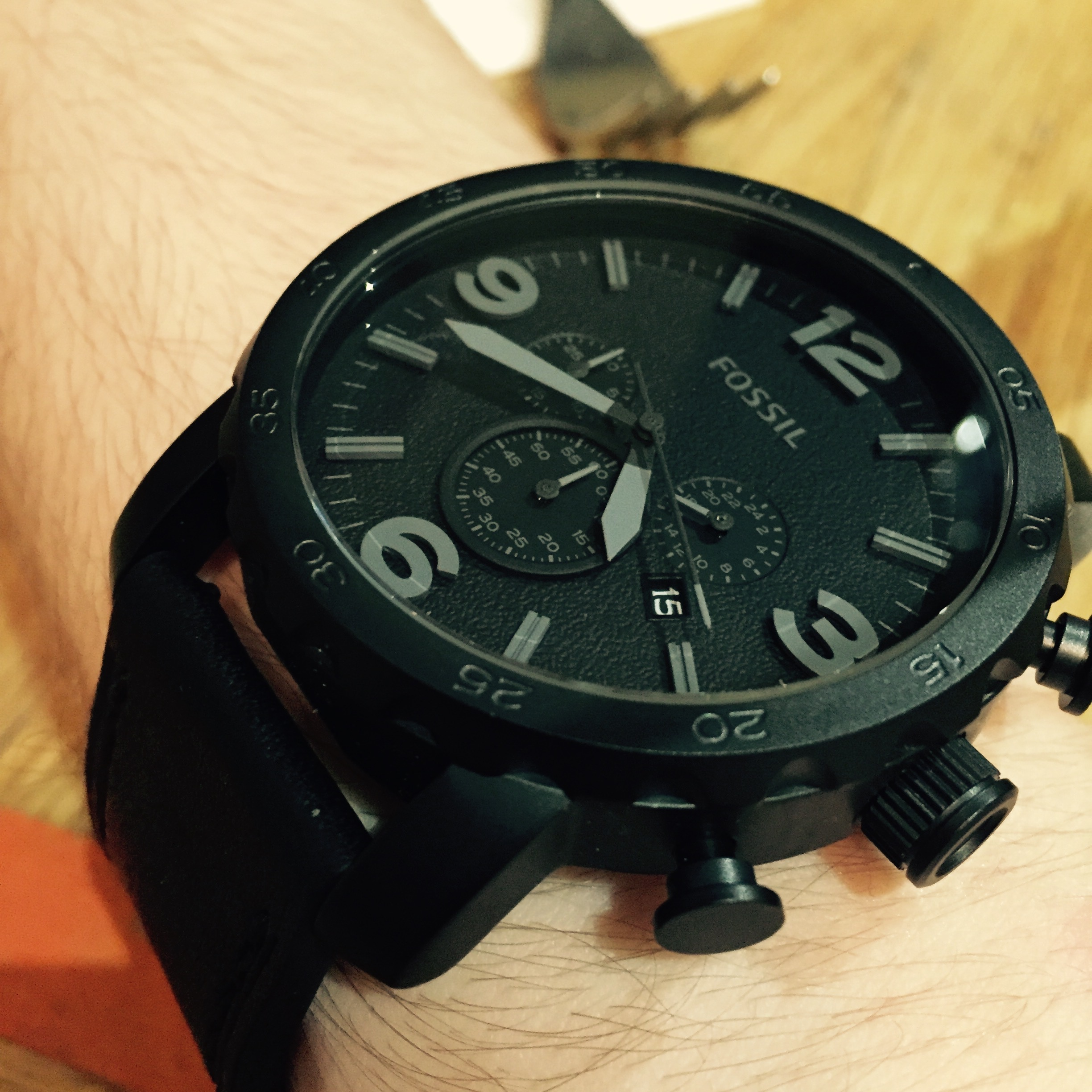 manly review calibre watches cal hands monochrome artelier oris