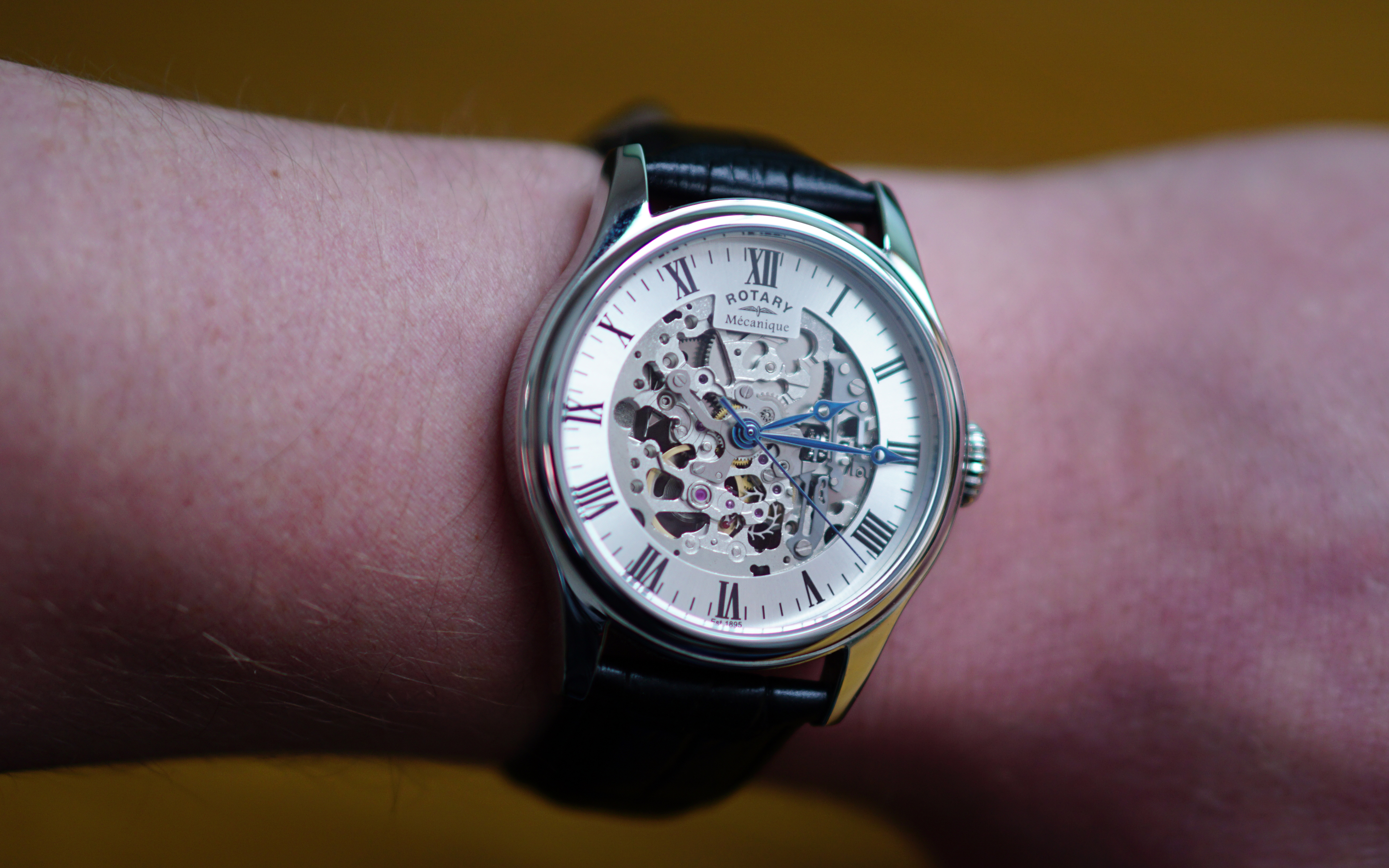 c7a9496a7d15 Firstly I would like to commend Watch Shop for their overall shopping  experience