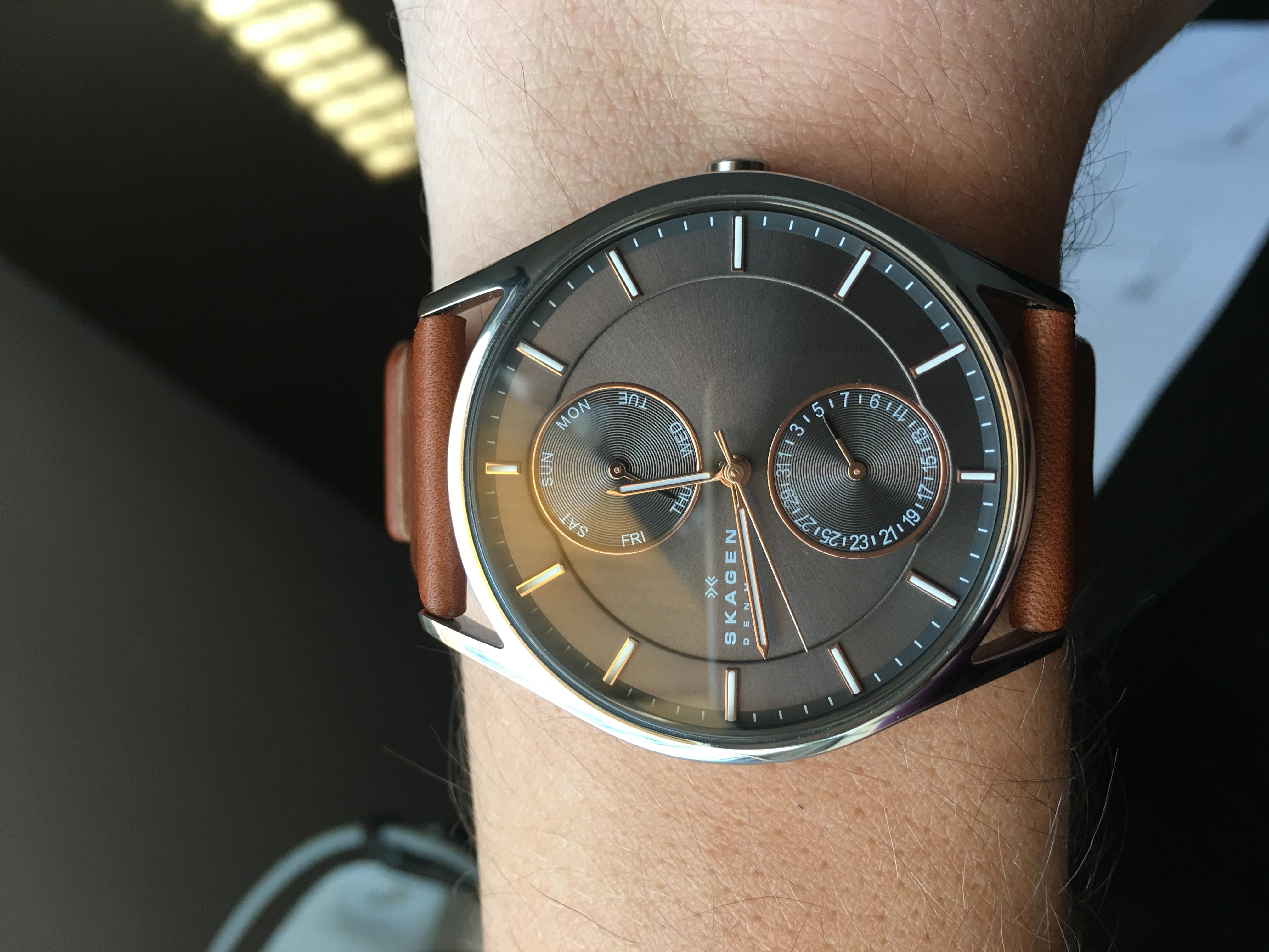Skagen watch review uk dating