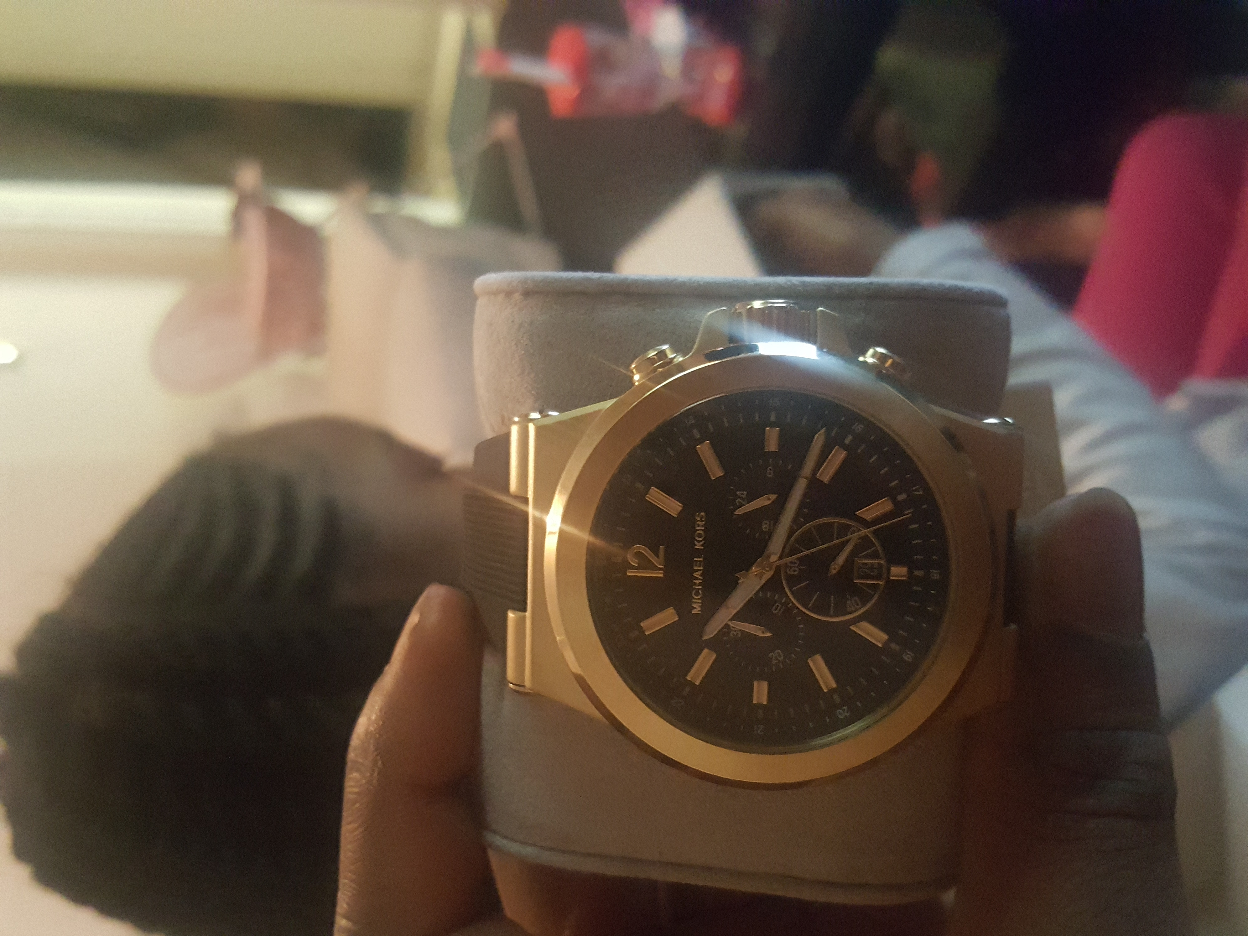 363eb70f6926 I loved the watch..could not sleep after I purchased it