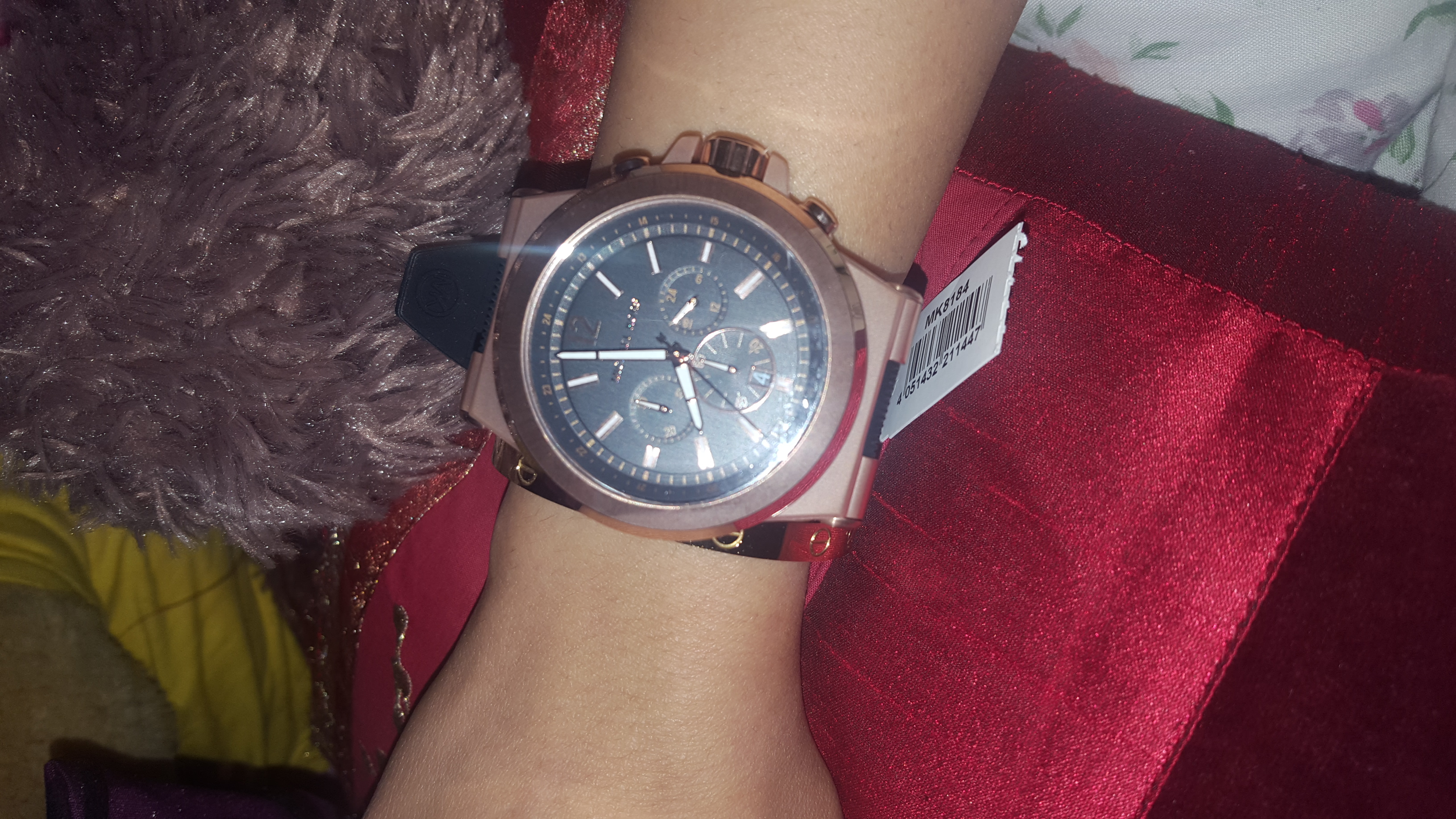 women klein carousell maroon watches p photo anne s watch fashion preloved on