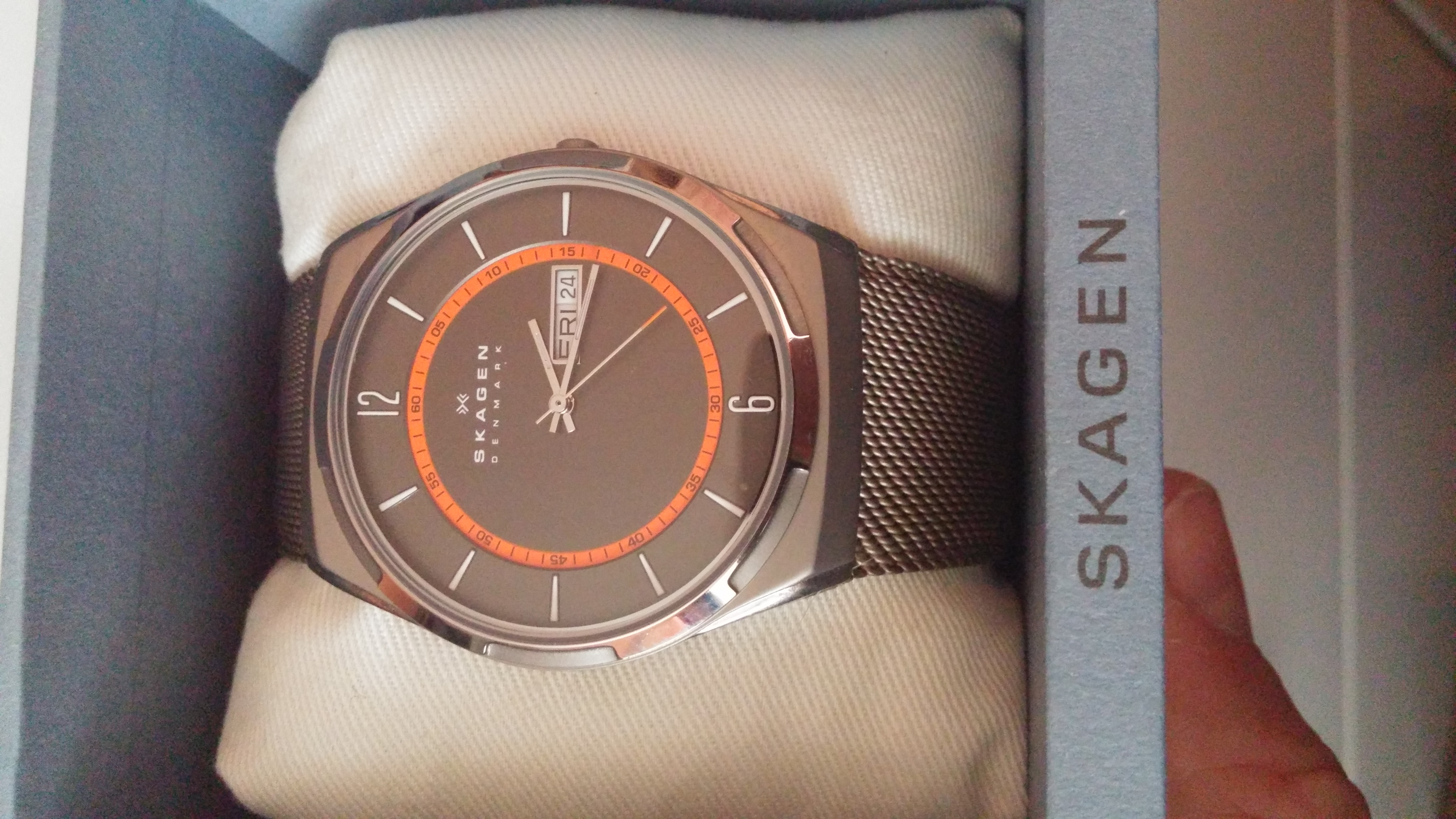 eae6d0a75b Gents Skagen Melbye Watch (SKW6007) | WatchShop.com™