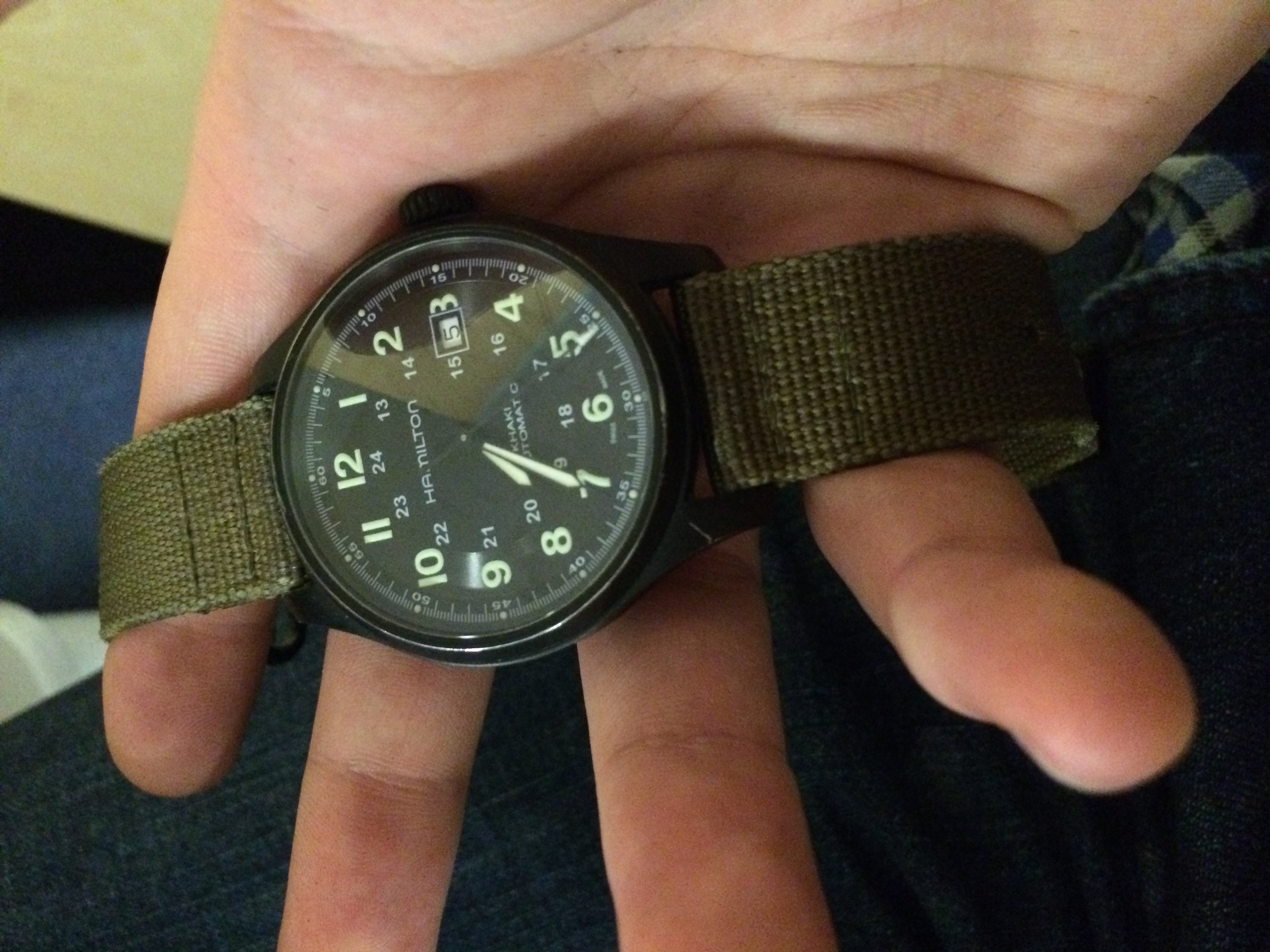 9bf0708ad84 This is an awesome watch and I have not been easy on it. Ive been through  the wars with it and almost forgot the thing was on my wrist most of the ...