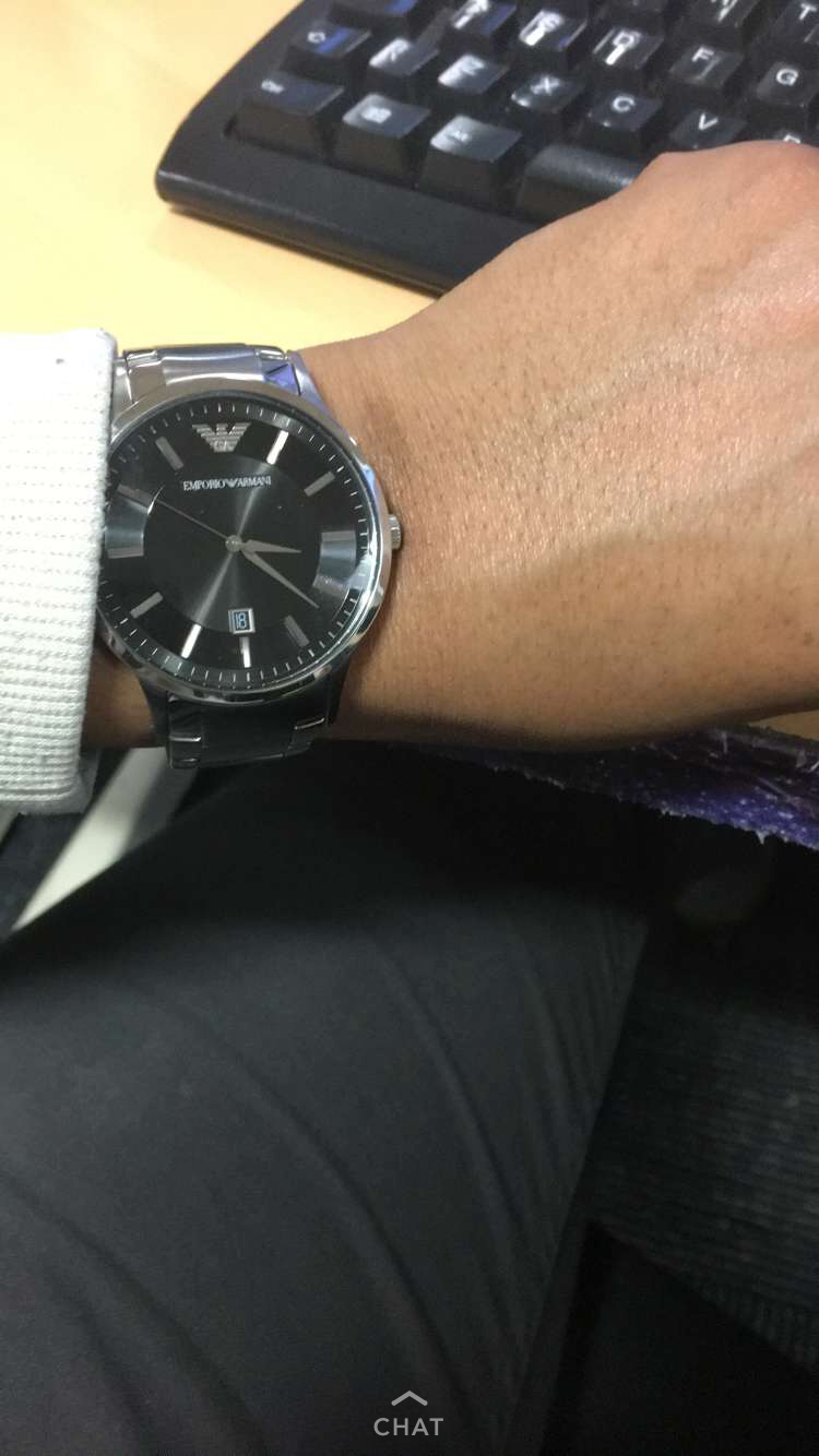 f1a345e0b0f7 The most perfect gift!!!! My boyfriends quite picky so this watch was  brilliant for him very classic and chiche. More stunning in person