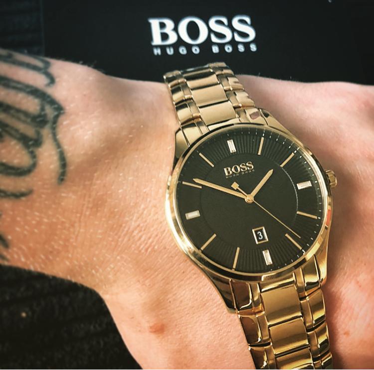 2b5c45ea6010 Gents Hugo Boss Governor Watch (1513521)