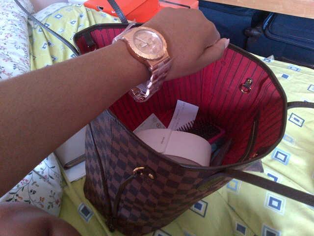 d50d7d71c67 Ladies Michael Kors Dylan Chronograph Watch (MK5314)