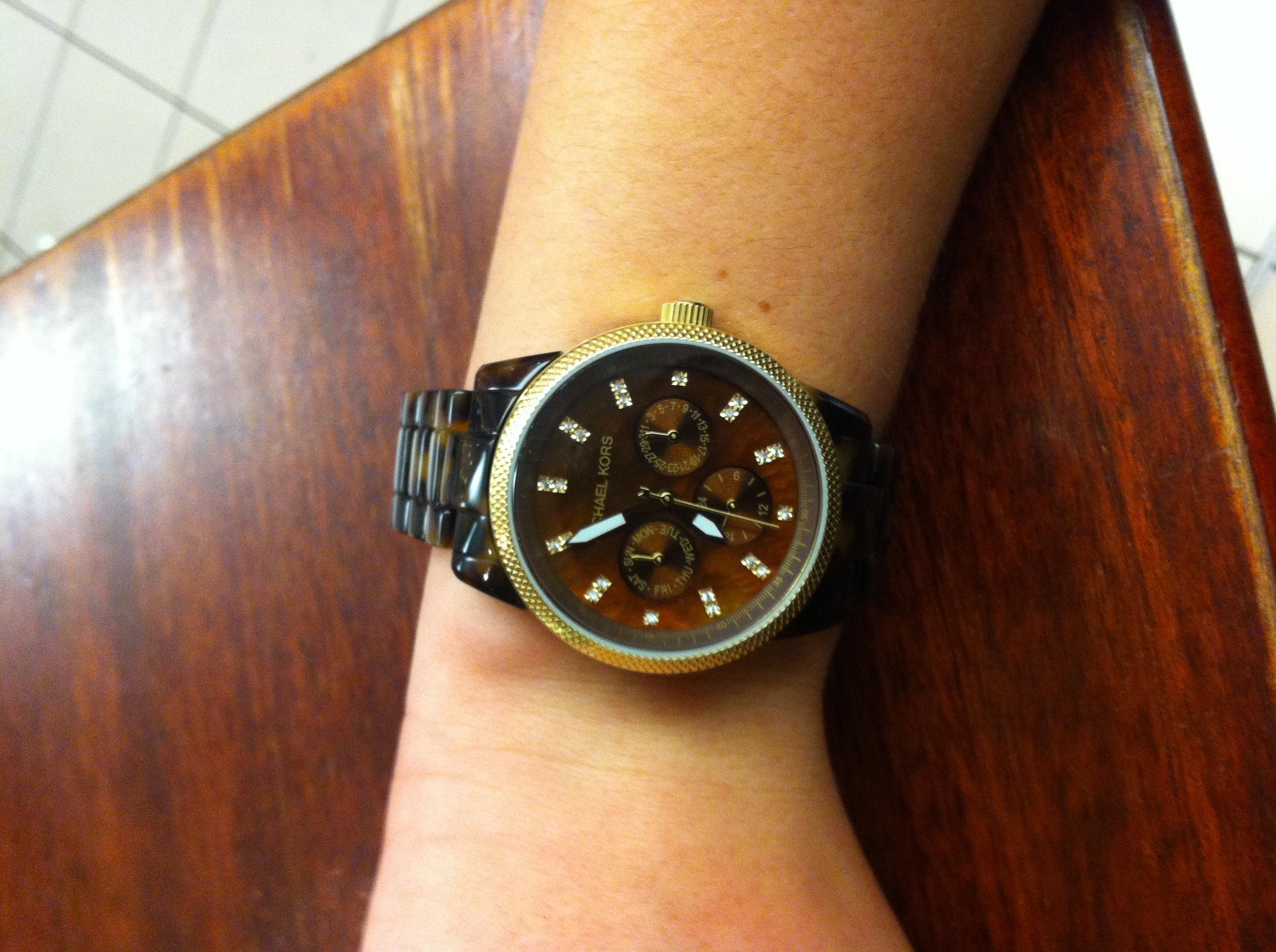8c83fc23ec9e5 Ladies Michael Kors Ritz Watch (MK5038)
