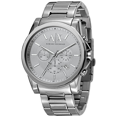 d05a62e4ae2 I purchased a MENS ARMANI EXCHANGE SMART CHRONOGRAPH WATCH AX2058. The watch  is an excellent selection for anyone who is looking for a Quality  Attractive ...
