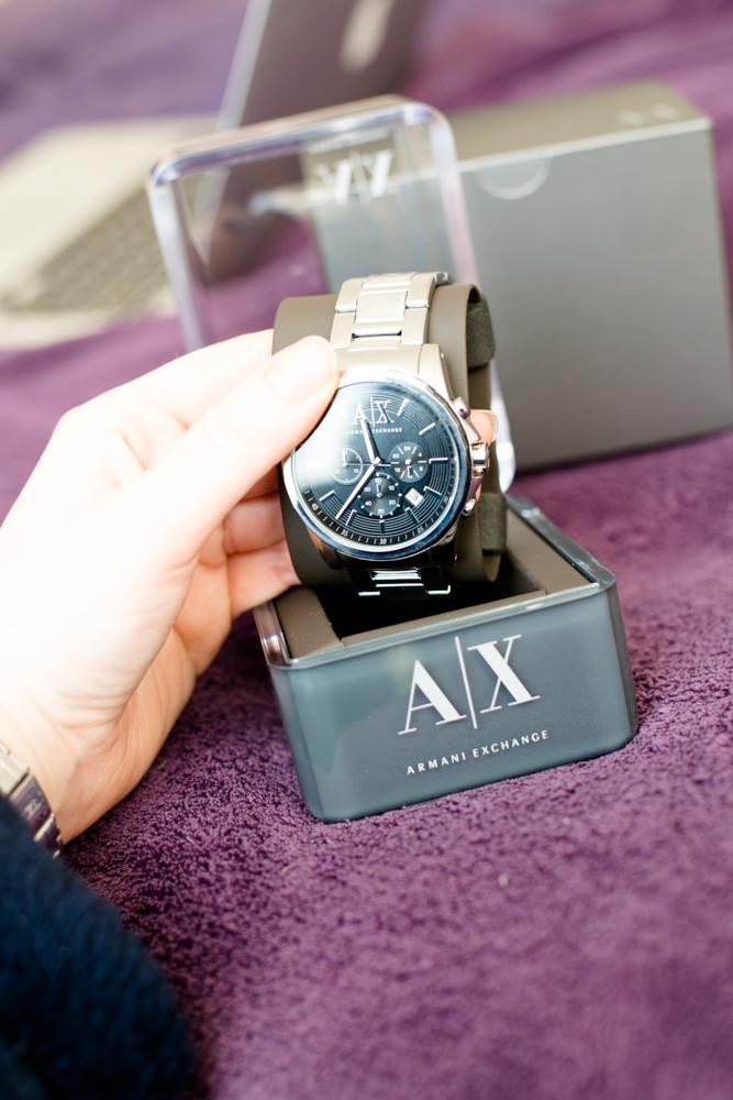 95ee107b8 Gents Armani Exchange Chronograph Watch (AX2084) | WatchShop.com™