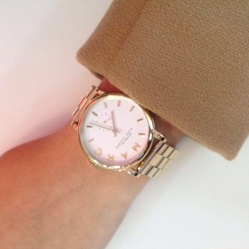 Ladies Marc Jacobs Baker Watch Mbm3243 Watchshop Com