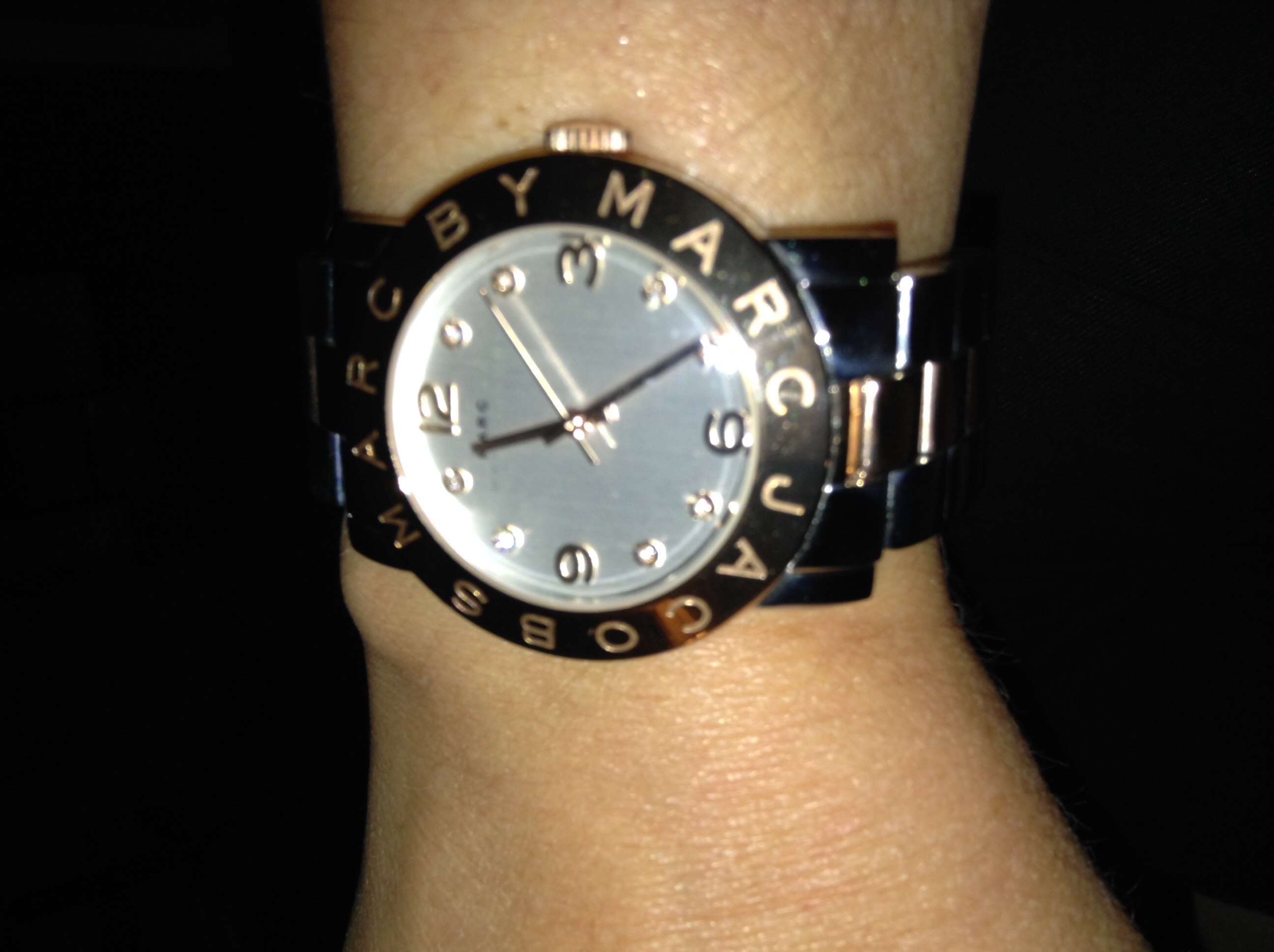 Ladies Marc Jacobs Amy Watch (MBM3194)   WatchShop.com™ 96a449f11b