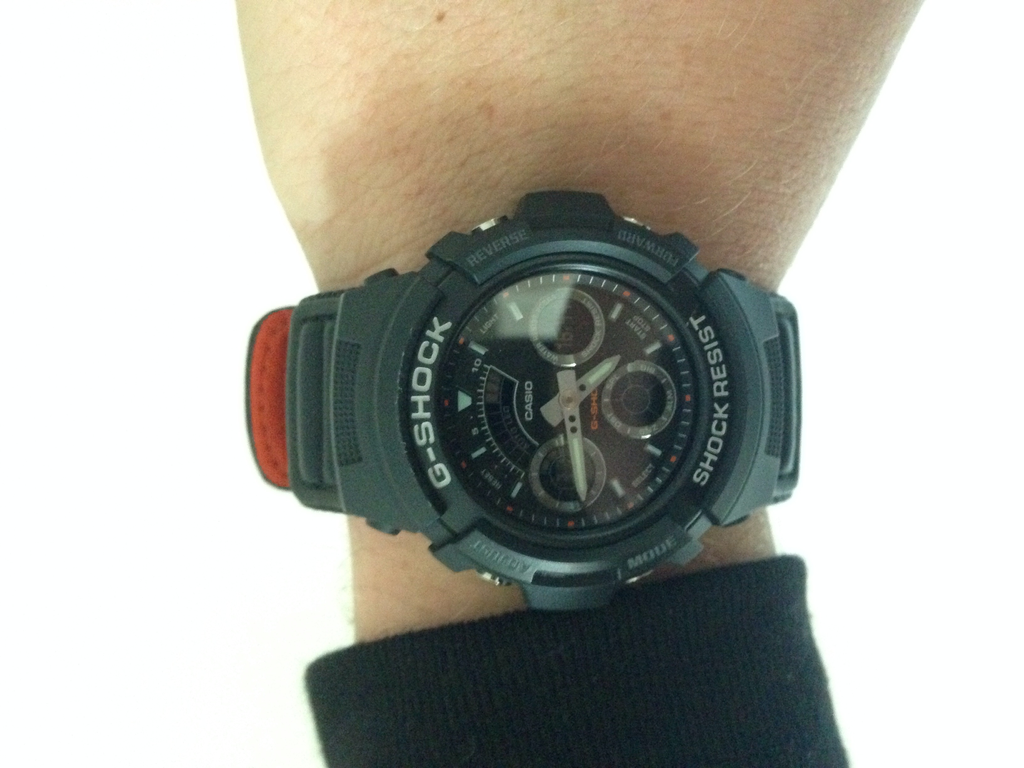 stroms of g a casio shock watches pair stuff cool