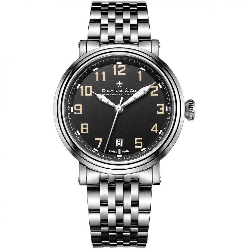 Mens Dreyfuss Co 1924 Watch