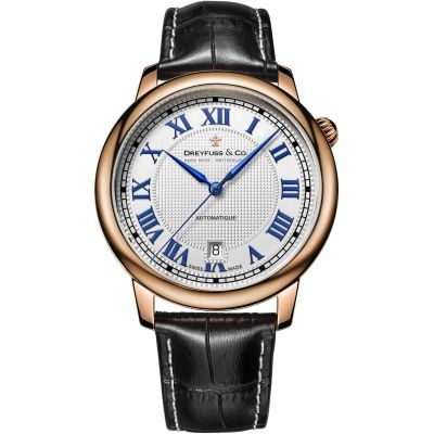 Montre Homme Dreyfuss Co 1925 DGS00151/01