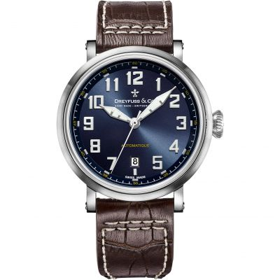 Montre Homme Dreyfuss Co 1924 DGS00153/52