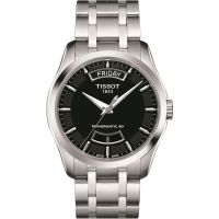 Mens Tissot Couturier Powermatic 80 Automatic Watch T0354071105101