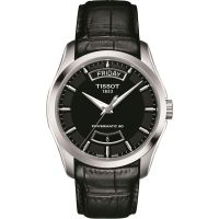 Mens Tissot Couturier Powermatic 80 Automatic Watch T0354071605102