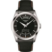 Mens Tissot Couturier Powermatic 80 Automatic Watch T0354071605103