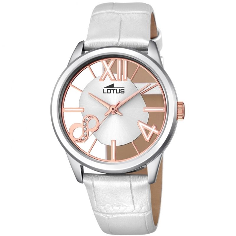 Ladies Lotus Trendy Watch