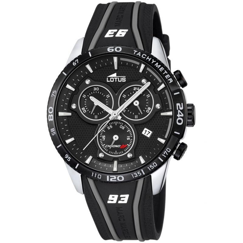 Mens Lotus Marc Marquez Chronograph Watch