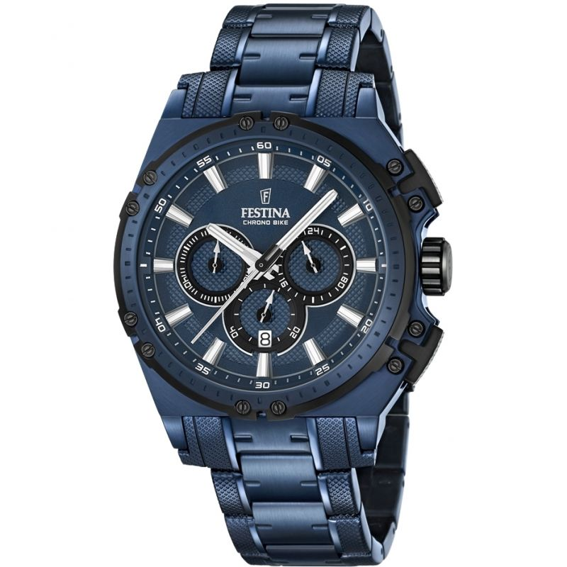 Mens Festina Chronobike Special Chronograph Watch