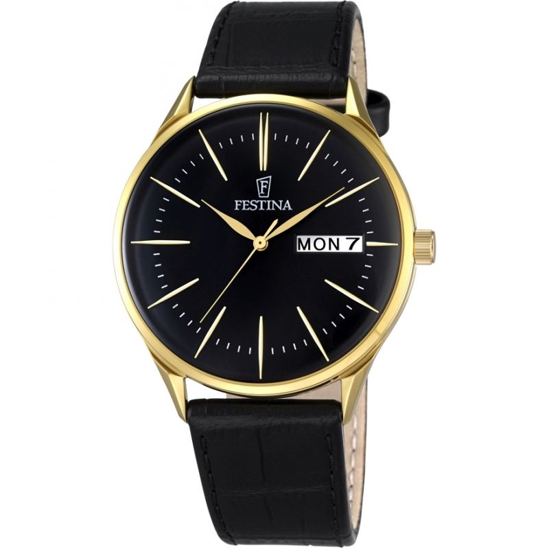 Mens Festina Retro Watch F6838/3