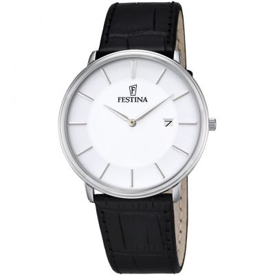 Montre Homme Festina Classic Leather F6839/2